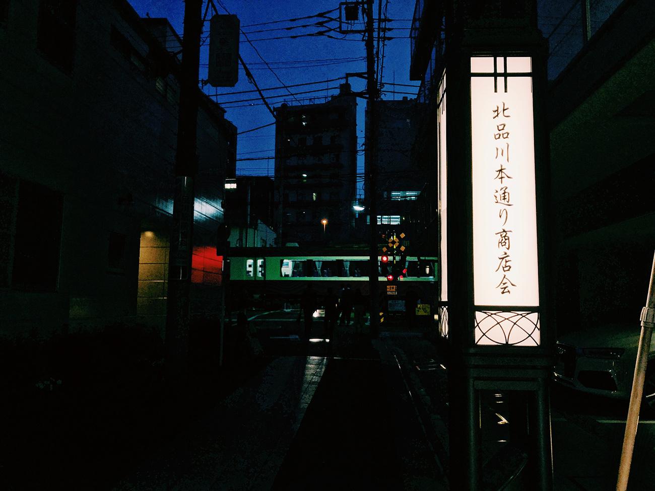 iPhoneX夜景