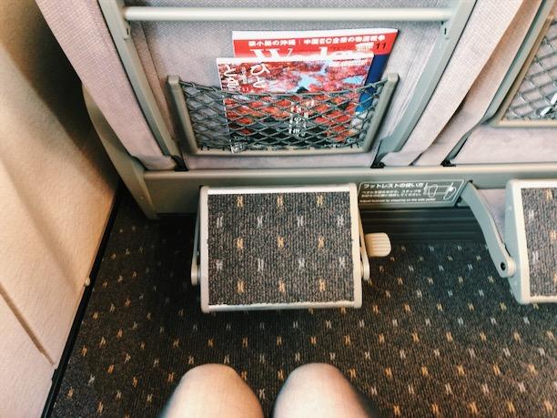 新幹線グリーン車の特徴